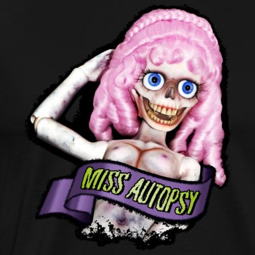 Miss Autopsy - Männer Premium T-Shirt
