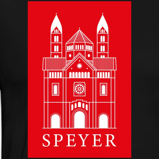 Speyer - Dom - Red - Classic Font