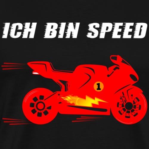 Sport Motorrad Speed rot Rennkarre Rennen Moped