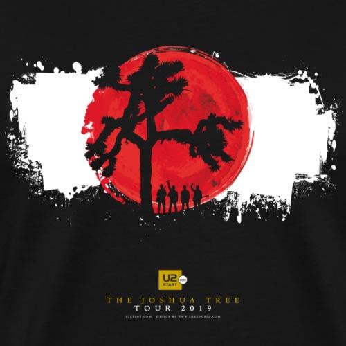 JT2019: Japan - alternative - Men's Premium T-Shirt