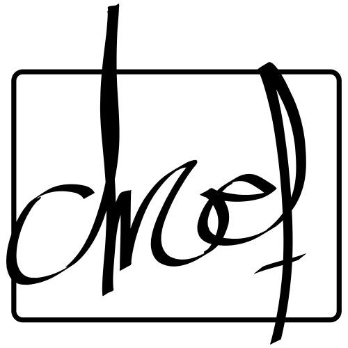 Droef.Gent logo zwart - Mannen Premium T-shirt