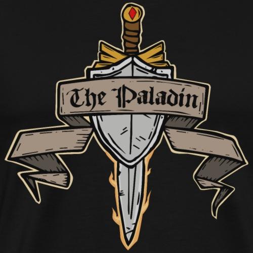 The Paladin - Men's Premium T-Shirt