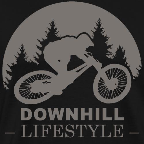 Downhill Lifestyle - Männer Premium T-Shirt