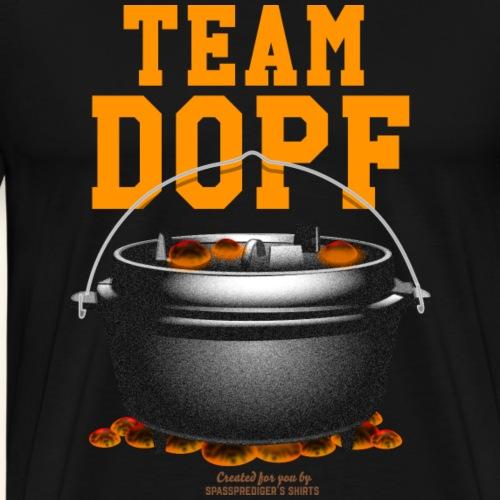 Team Dopf | Dutch Oven T-Shirts - Männer Premium T-Shirt