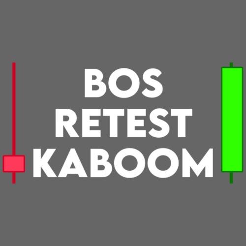 BOS RETEST KABOOM - T-shirt Premium Homme