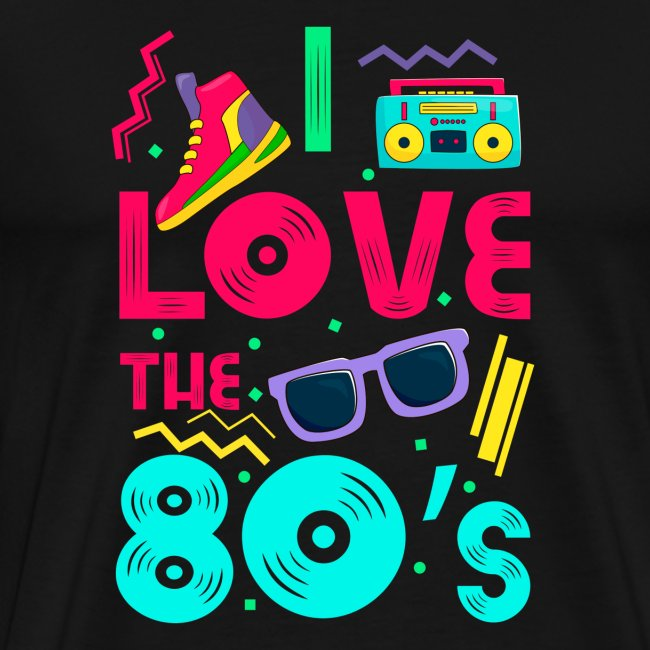 I love the 80s - cool and crazy