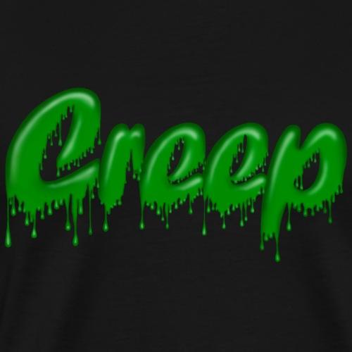 Green Gloop Creep - Men's Premium T-Shirt