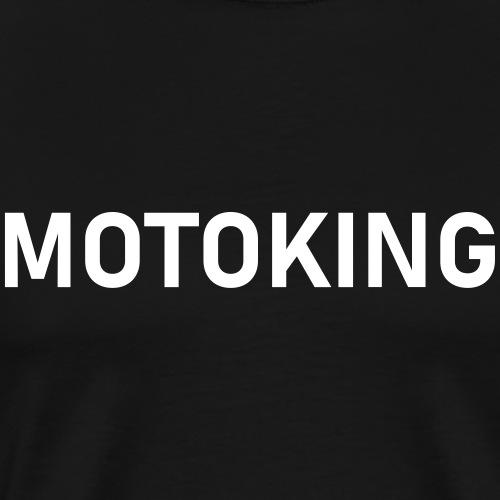 motoking 8KQ05 - Koszulka męska Premium