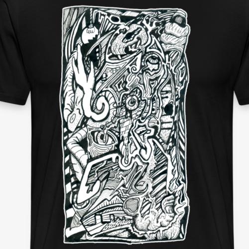 Anxiety Trip - Men's Premium T-Shirt