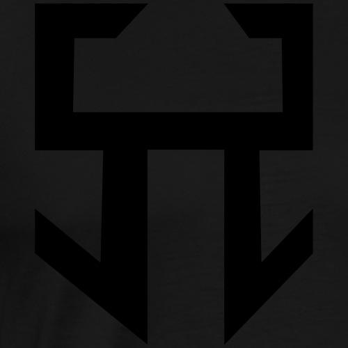 stranger logo - T-shirt Premium Homme