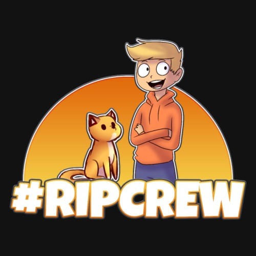 Rippelz - #RIPCrew - Männer Premium T-Shirt
