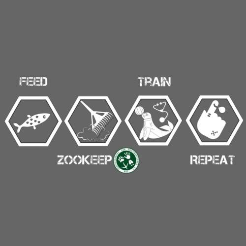 Zookeep2 - Männer Premium T-Shirt