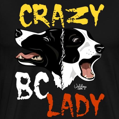 crazy2 - Men's Premium T-Shirt