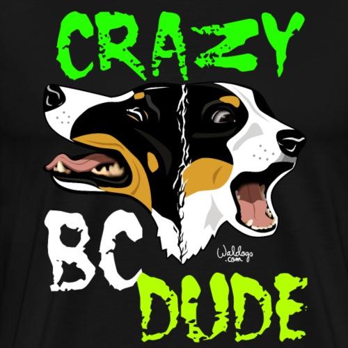 crazy6 - Men's Premium T-Shirt