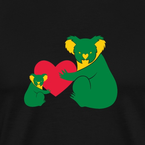 Koala Heart Baby - Men's Premium T-Shirt
