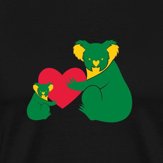 Koala Heart Baby