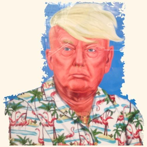 Donald Punk - Männer Premium T-Shirt