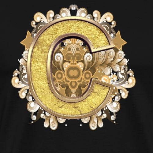 Capital C - Men's Premium T-Shirt