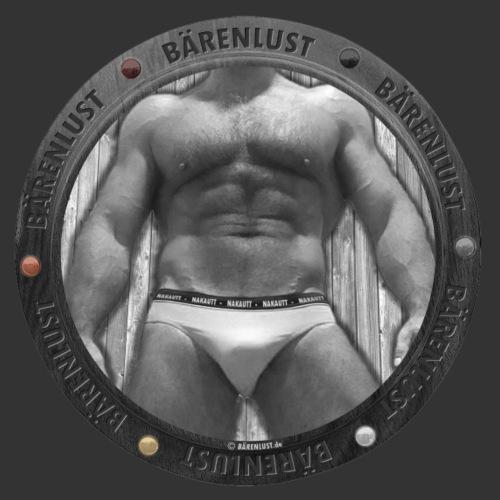 Bullauge meets Bärenlust - Männer Premium T-Shirt