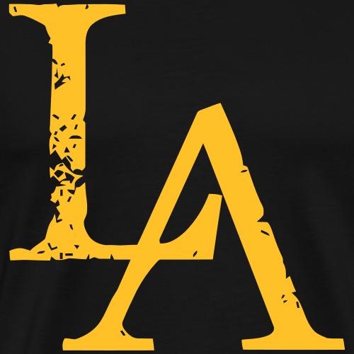 LA - Los Angeles - Dance Shirt - Männer Premium T-Shirt