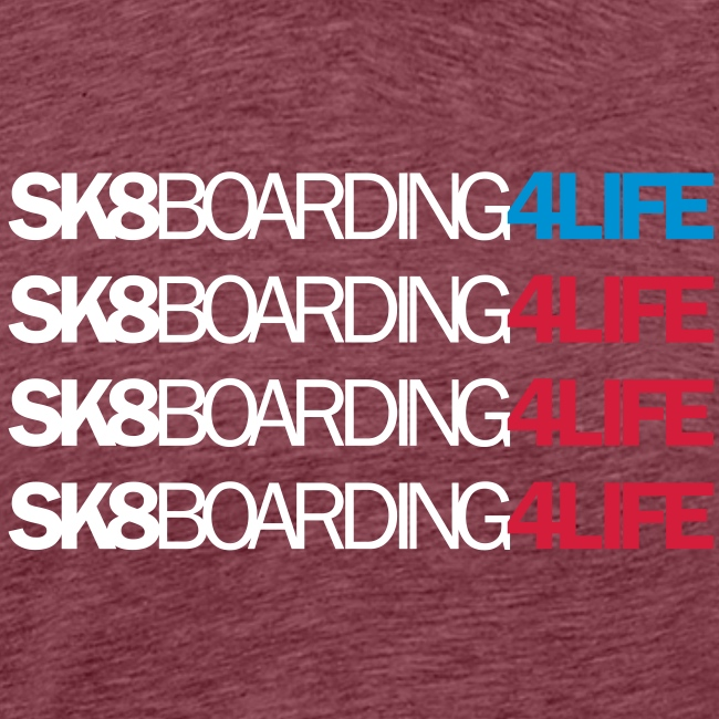 sk8boarding gray 4life 4xcolors