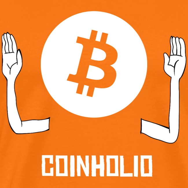 HODL coin holio-w