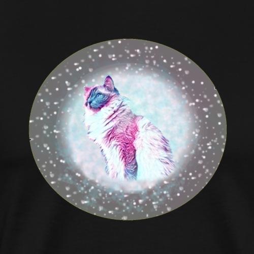 Star Cat - Männer Premium T-Shirt