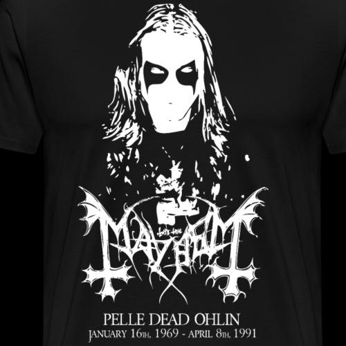 DEAD - Premium-T-shirt herr