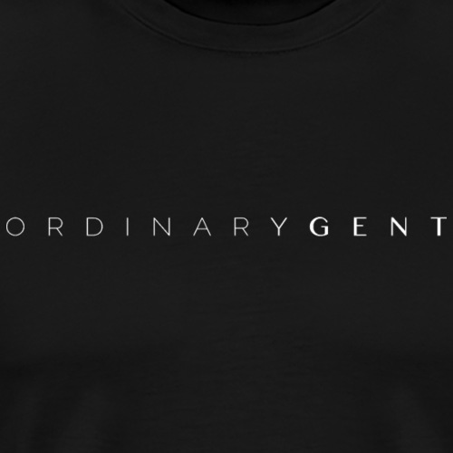 Ordinary Gent by Ordinary Chic Basics - Men's Premium T-Shirt