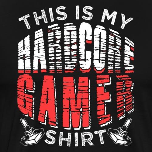 This Is My Gamer Shirt - Männer Premium T-Shirt