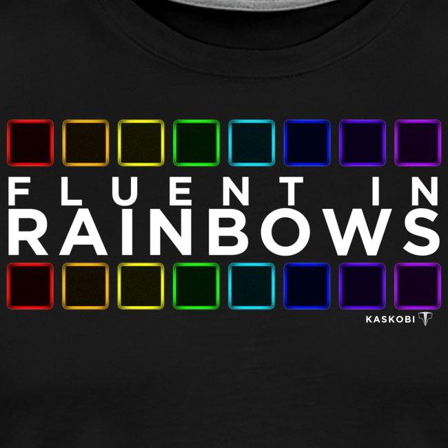 Fluent In Rainbows // Kaskobi