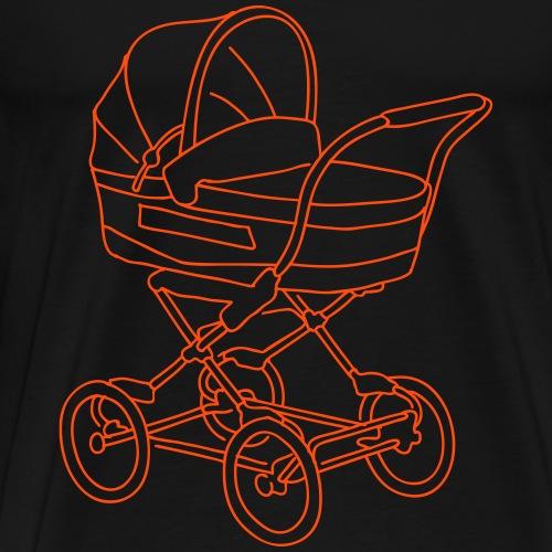 Baby stroller - Maglietta Premium da uomo