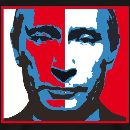 09 Putin ПУТИН Präsident President - Männer Premium T-Shirt