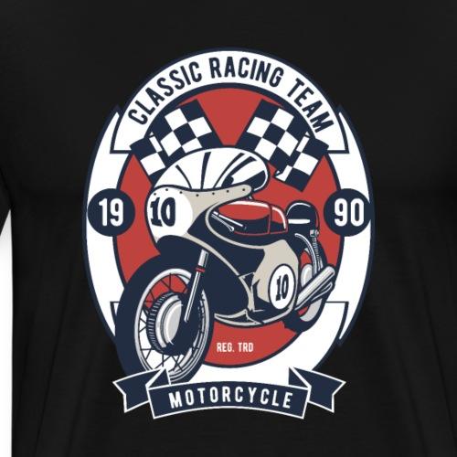 BIKER 19 10 - Männer Premium T-Shirt