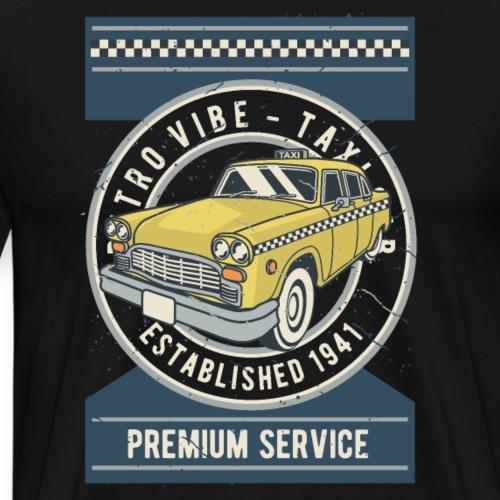 RETRO CAR 19 10 - Männer Premium T-Shirt
