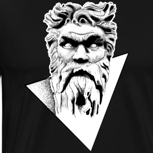 Sagesse - T-shirt Premium Homme