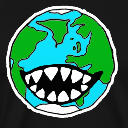 Hungry Planet - Men's Premium T-Shirt
