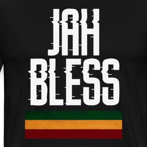 Jah Bless - Camiseta premium hombre