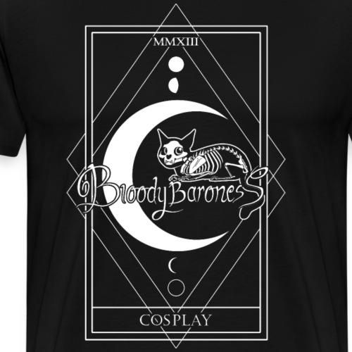 Bloody Baroness Cosplay - Tarot Card - Men's Premium T-Shirt