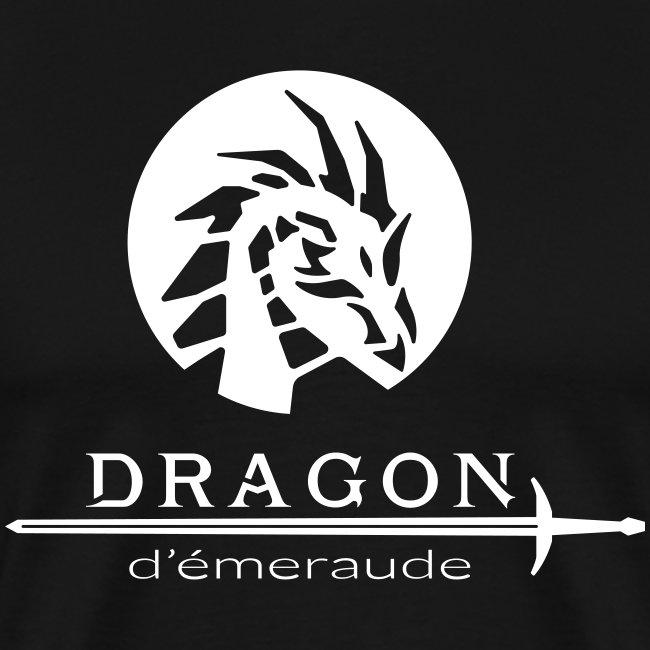 dragon d'émeraude blanc