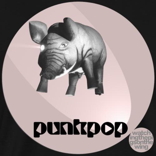 Floyds Pig PunkPop - Maglietta Premium da uomo