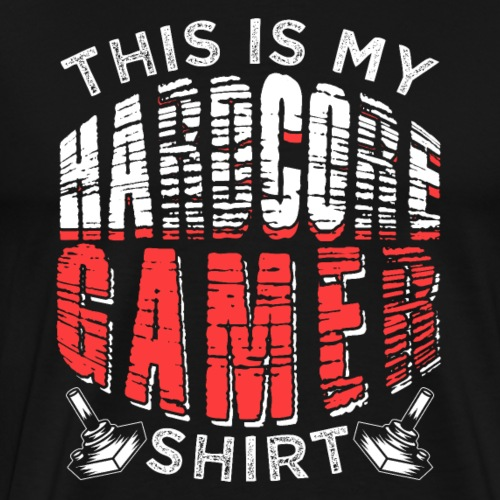 This Is My Gamer Shirt - Männer Premium T-Shirt