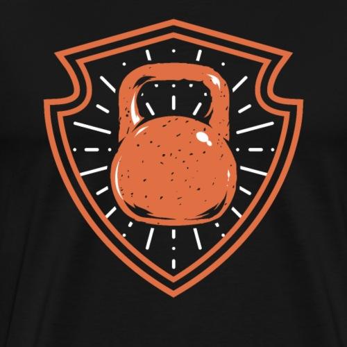 Super Kettle - Männer Premium T-Shirt