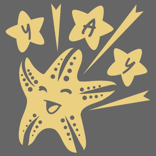 Starfish - Men's Premium T-Shirt