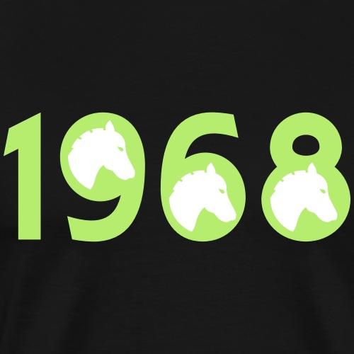 1968 - Männer Premium T-Shirt