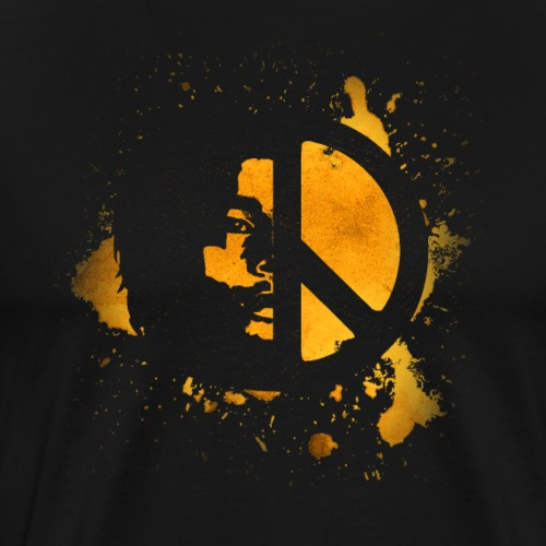 Bobby Peace - Männer Premium T-Shirt