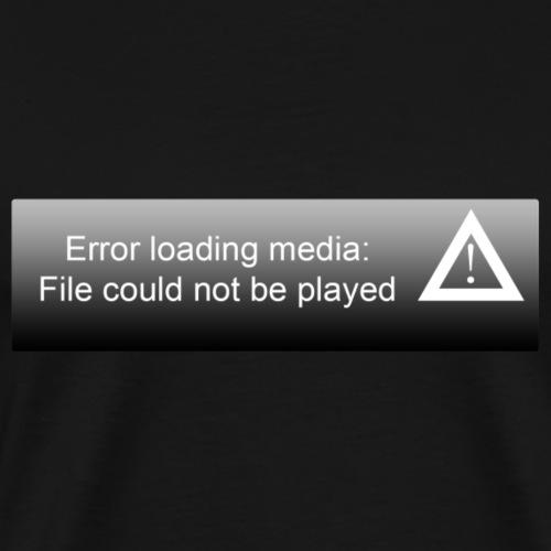 Error Media - Men's Premium T-Shirt