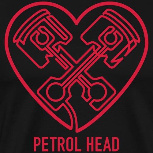 »One Line« Petrol Head - Männer Premium T-Shirt
