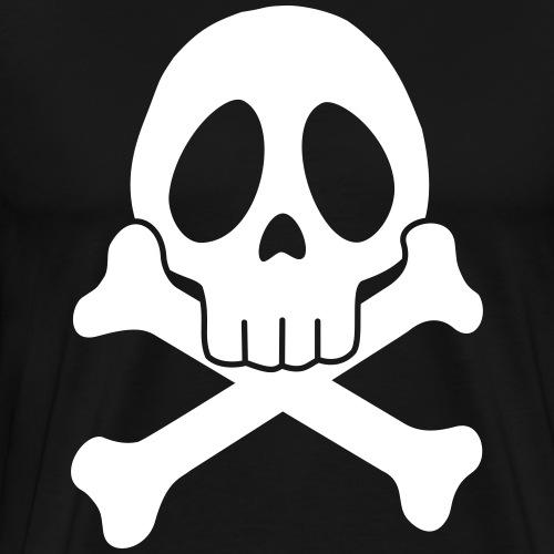 Harlock - T-shirt Premium Homme