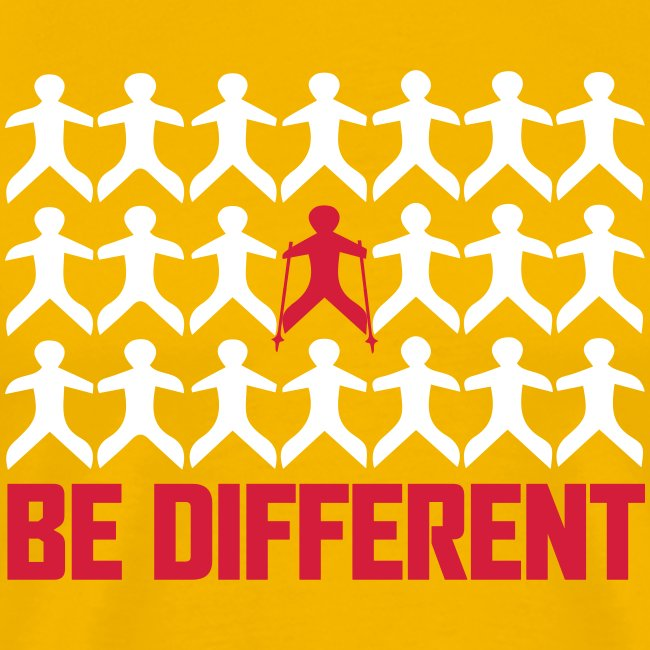 Nordic Walking - Be Different